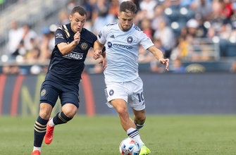 Philadelphia Union fail to capitalize on chances, settle for 1-1 draw with Chicago Fire