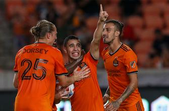 Matias Vera scores in 72nd minute to clinch 2-2 draw for Dynamo vs. FC Dallas