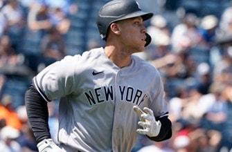 Aaron Judge drives in a run as Yankees take series finale vs. Royals, 5-2