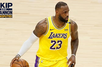 Shannon Sharpe explains why LeBron should not be concerned about the Lakers' roster age this season I UNDISPUTED thumbnail
