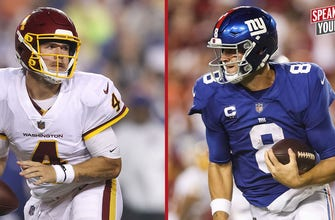 Marcellus Wiley on the Giants' Week 2 loss to Washington: I'm so disappointed in these 'G-Men&rs...