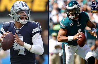 Skip Bayless: My Cowboys will rock and roll against the Eagles, but this will be a classic division battle I UNDISPUTED thumbnail