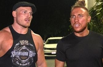 Pete Dunne y Ridge Holland explican su ataque: Exclusiva digital de WWE, 7 de septiembre de 2021