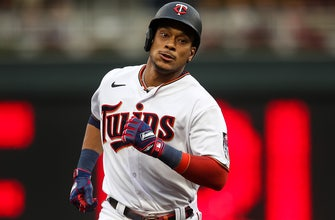 Jorge Polanco homers twice, drives in three for Twins in 9-2 win over Royals thumbnail