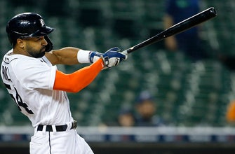Derek Hill hits walk-off RBI single for Tigers in 1-0 win over Brewers