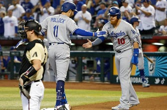Dodgers keep pace in NL West with 4-2 win over Diamondbacks