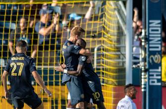 Kacper Przybylko scores go-ahead goal to help Philadelphia Union defeat Orlando City SC, 3-1 thumbnail