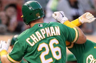 Matt Chapman, A's defeat White Sox in 5-1 victory
