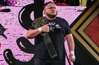 Samoa Joe sustains injury, relinquishes NXT Championship thumbnail