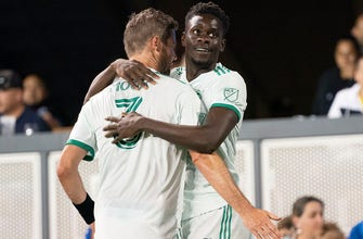 Dominique Badji scores late goal as Rapids hang on for 1-0 win over Earthquakes