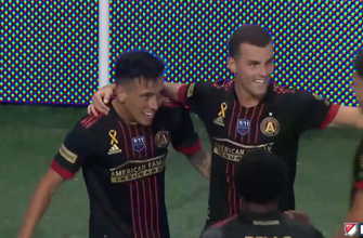 Ezequiel Barco's beautiful dribbling display gives Atlanta United a comfortable 3-0 lead against Orlando City SC