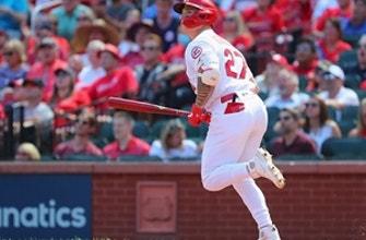 Tyler O'Neill hits go-ahead homer, lifts Cardinals over Dodgers, 2-1 thumbnail