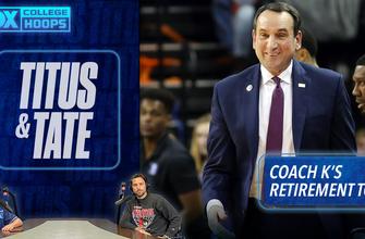 The star of the 2021-22 season: Coach K | Titus & Tate