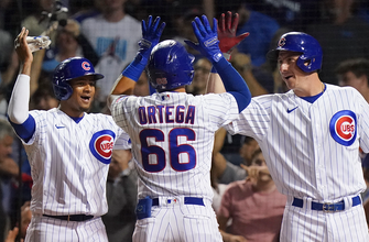 Cubs take down Pirates 6-5 on error in the 11th thumbnail