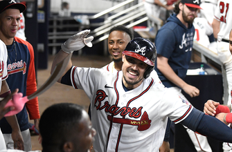 Adam Duvall slams go-ahead homer to help Braves defeat Nationals, 7-6