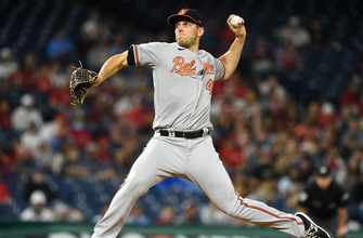 John Means strikes out six, gives up no runs as Orioles blank Phillies, 2-0 thumbnail