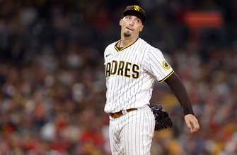 Blake Snell takes no-hitter into seventh, but Padres lose to Angels, 4-0