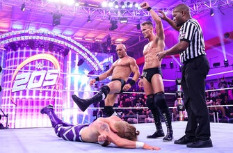 WWE 205 Live results: Oct. 1, 2021 thumbnail
