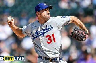 El primo Sal se lleva a los Dodgers -1.5 en el juego de comodines de la Liga Nacional contra los Cardinals I FOX BET LIVE