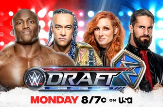 The 2021 WWE Draft continues this Monday on Raw thumbnail