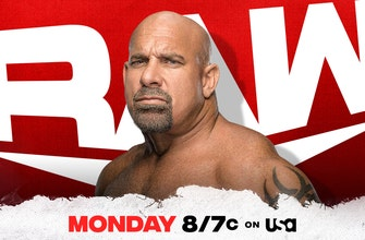 Goldberg returns for the first time since SummerSlam thumbnail