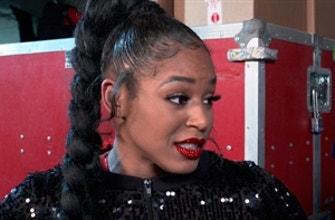 La participación de Bianca Belair en SmackDown Women's Match no fue intencionada: Exclusiva digital de WWE, 15 de octubre de 2021