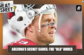 Peter Schrager's Cheat Sheet for Week 7: Cardinals' secret sauce, Derrick Henry MVP case, Eagles