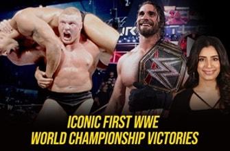 Superestrellas de la WWE Ke Career Ki Pehli World Championship Victorias: WWE Now India