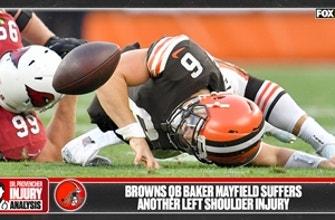 Dr. Matt breaks down risks of Browns' Baker Mayfield playing through shoulder injury