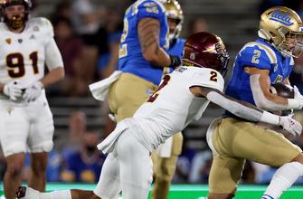 Arizona State defeats No. 20 UCLA 42-23 behind defense's second-half shutout
