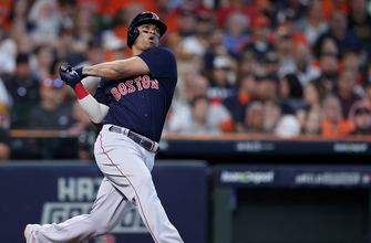 Rafael Devers clubs Red Sox's second grand slam in as many innings to extend lead over Astros, 8-0
