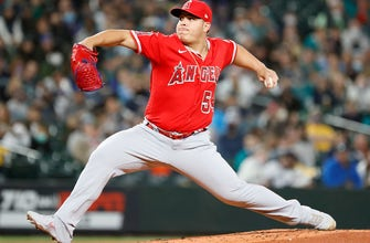 Jose Suarez dazzles with five strikeouts over five innings as Angels survive against Mariners, 2-1