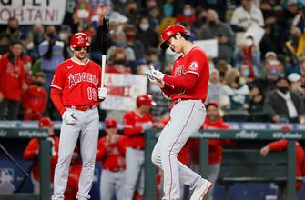Shohei Ohtani launches home run no. 46, Angels beat Mariners 7-3 thumbnail