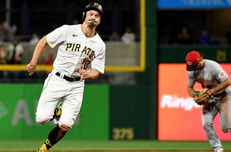 Bryan Reynolds goes 4-for-5 as Pirates come back against Reds, 8-6 thumbnail