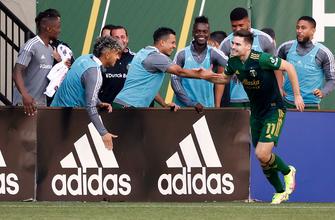 Jaroslaw Niezgoda scores in 83rd minute to secure Timbers' 1-0 win vs. Inter Miami