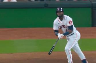Yordan Alvarez crushes home run to give Astros 6-0 lead over White Sox thumbnail