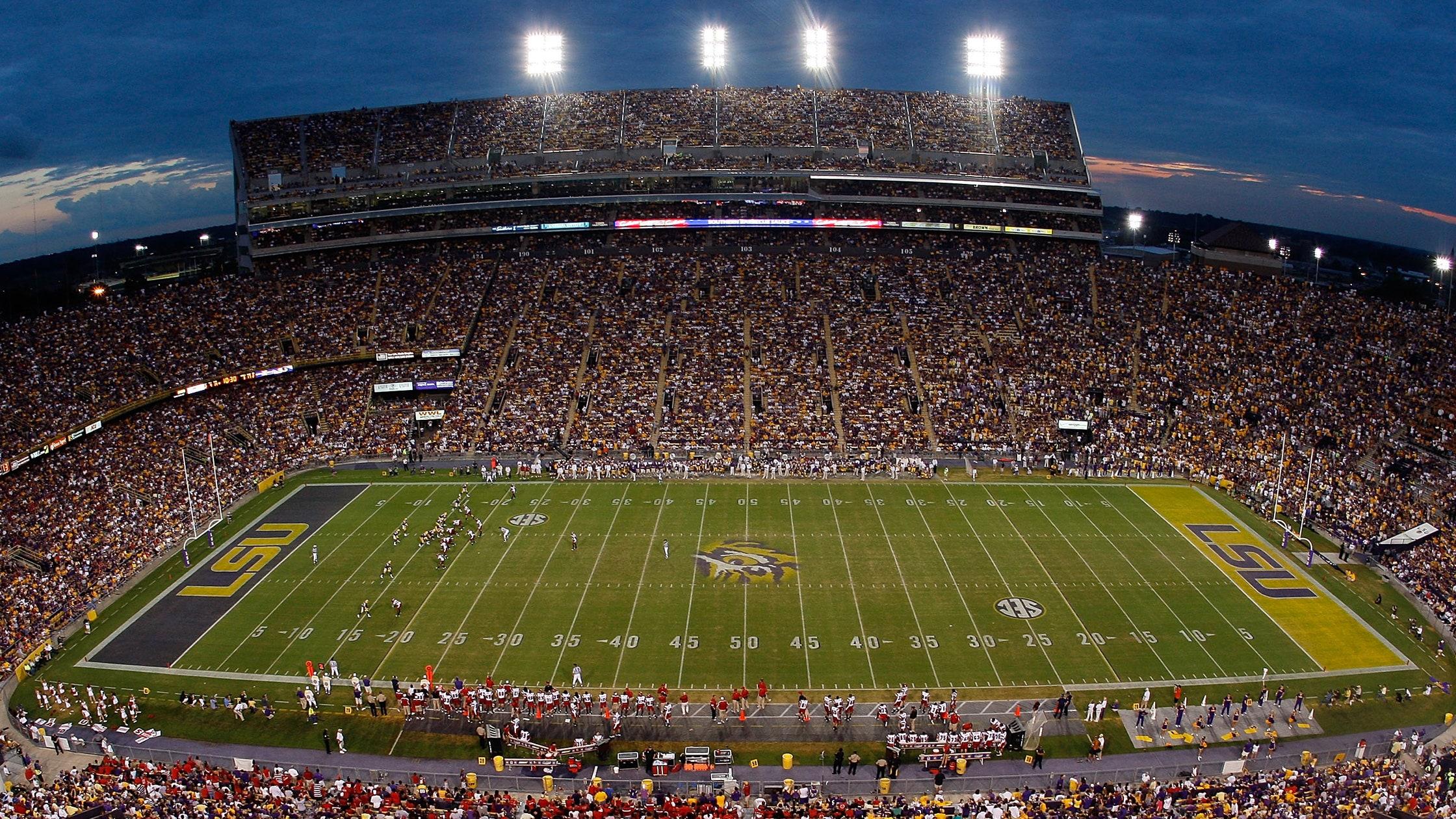 Alabama Crimson Tide Vs Lsu Tigers Box Score November 14 2020 Fox Sports