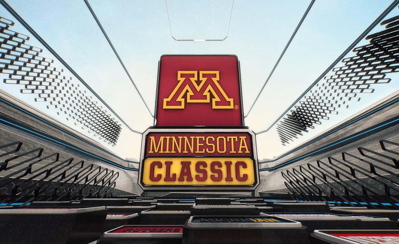 Minnesota Football Classic - 2003: Wisconsin at Minnesota