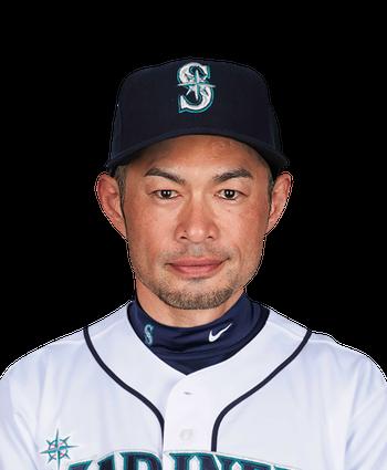 Ichiro Suzuki MLB Stats - Season & Career Statistics | FOX Sports