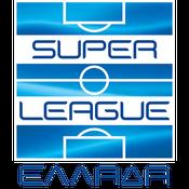 Greek Superleague Standings