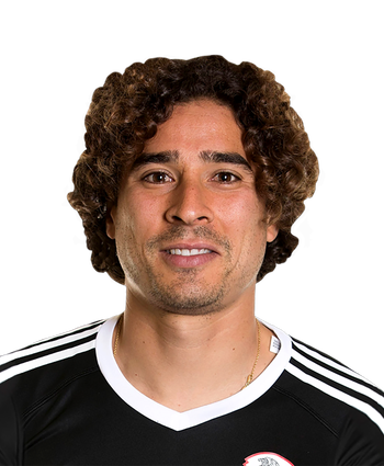 f801d8c11ff Guillermo Ochoa Soccer Stats - Season & Career Statistics | FOX Sports