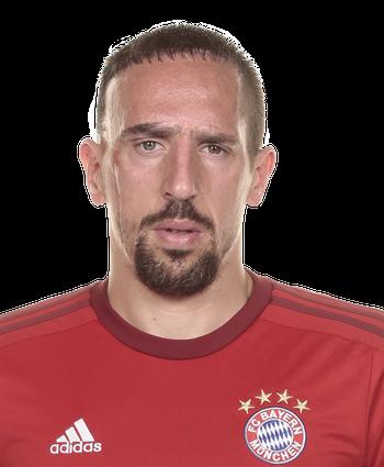 Franck Rib 233 Ry Soccer Stats Season Amp Career Statistics