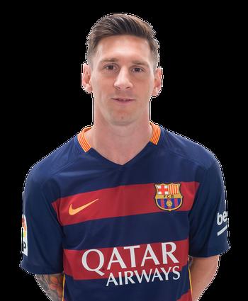 Lionel Messi Soccer Stats - Season & Career Statistics ...