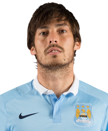 58632e1e1a8 David Silva Soccer Stats - Season   Career Statistics