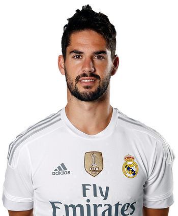 Isco Soccer Stats Season Amp Career Statistics Fox Sports