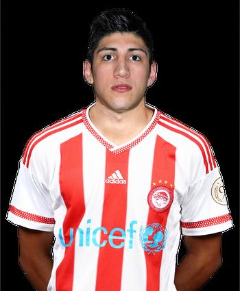 873dc0cde2f Alan Pulido Soccer Stats - Season   Career Statistics