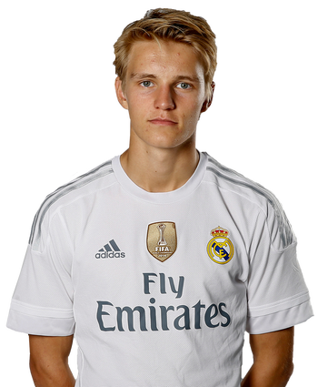 ¿Cuánto mide Martin Odegaard? - Altura - Real height 850839.vresize.350.425.medium.82