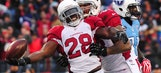 Cardinals survive late collapse, beat Titans in OT