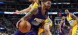Morris scores 25 as Suns rally, knock off Nuggets