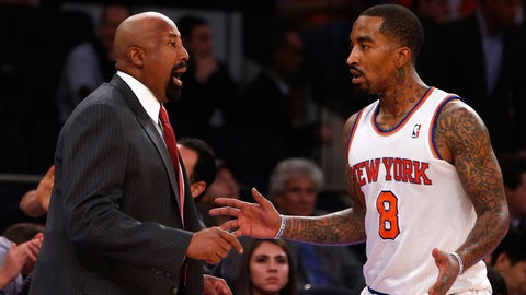 Mike Woodson, assistant coach, Los Angeles Clippers